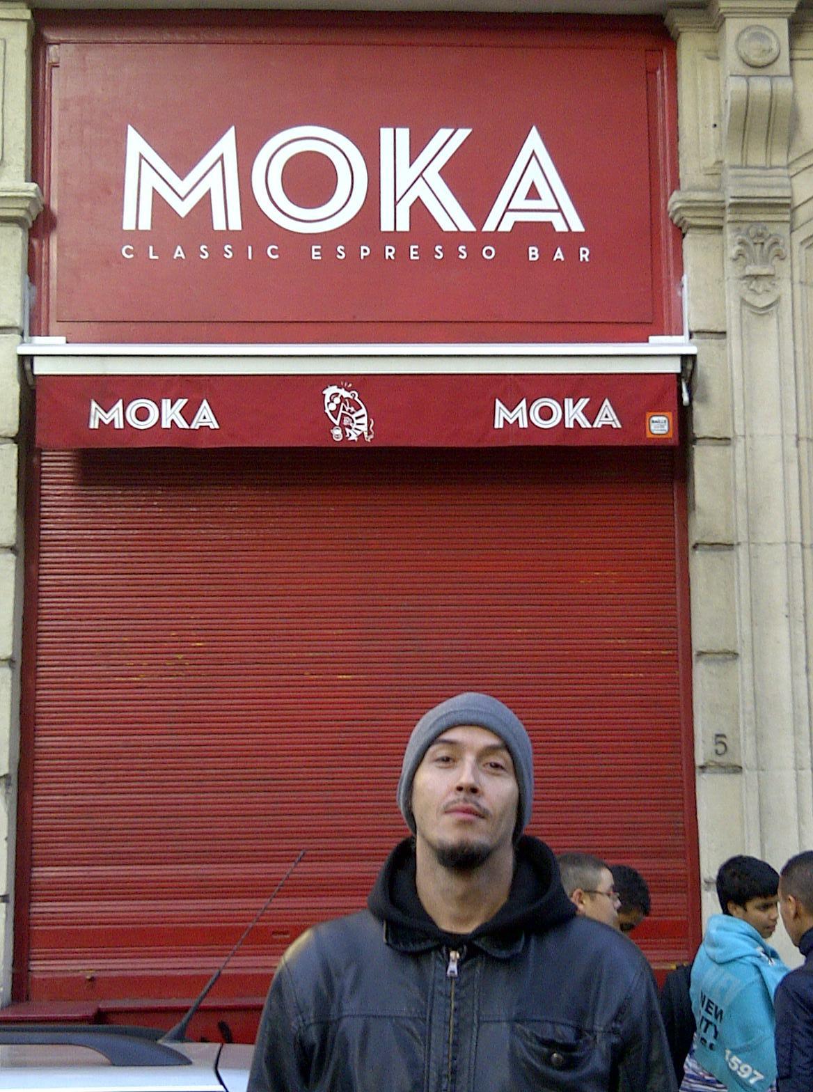 Moka Only Tour Posted by Moka Only November