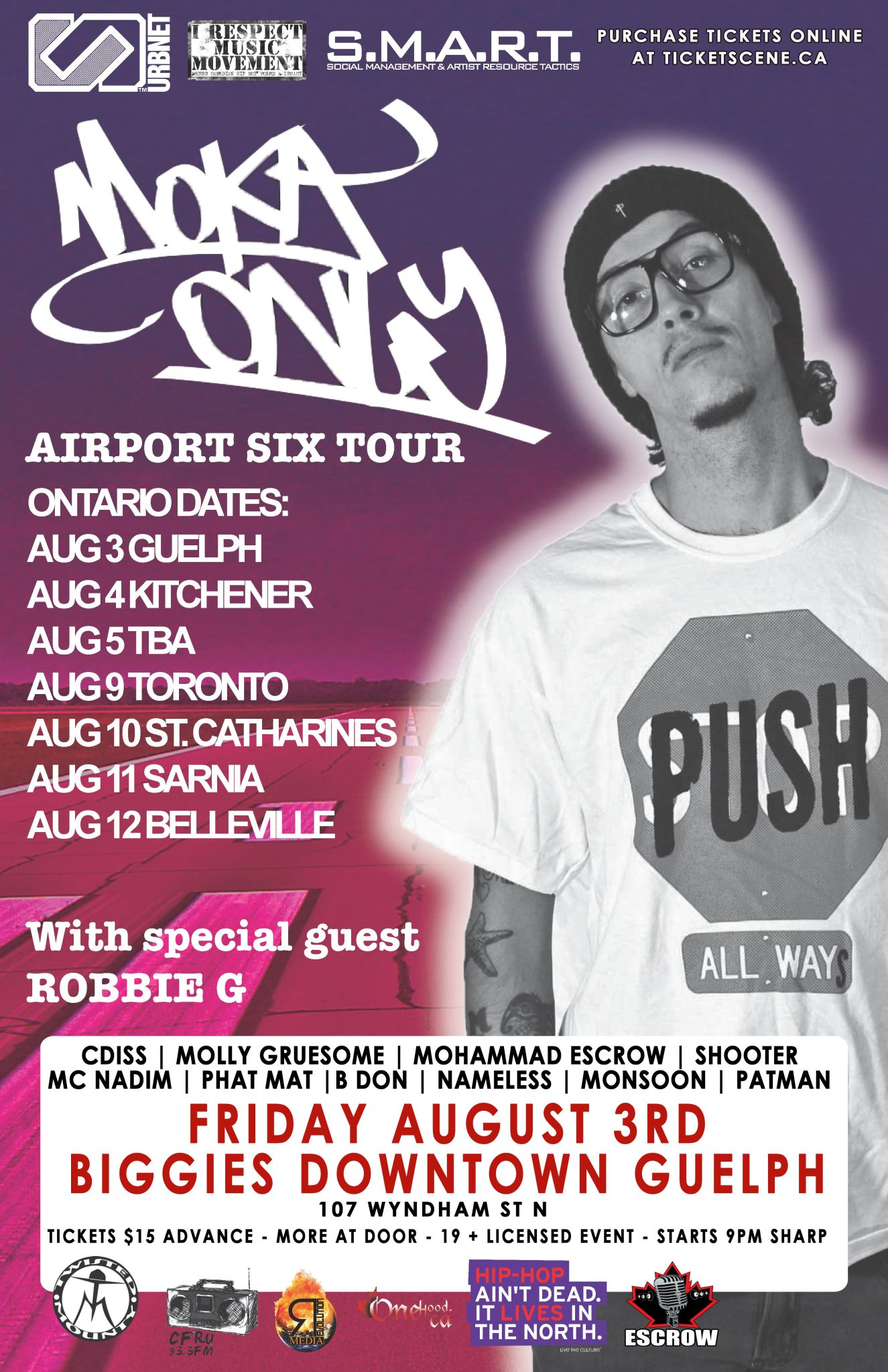 Moka Only Tour Posted by Moka Only July 28